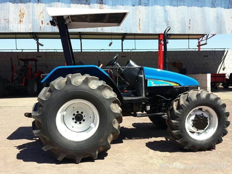 TRATOR NEW HOLLAND - TL 95 - ANO 2004 - R$ 65.000,00
